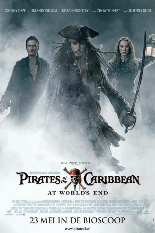 دانلود فیلم Pirates Of The Caribbean: At World's End 2007